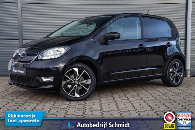 Škoda-E-Citigo e-iV
